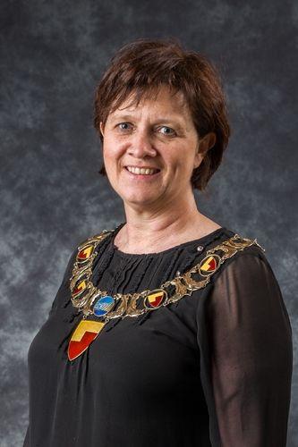 Ordfører Kristina Hansen