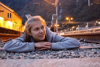 Nominert i Visuell kunst Anja Ryabinina
