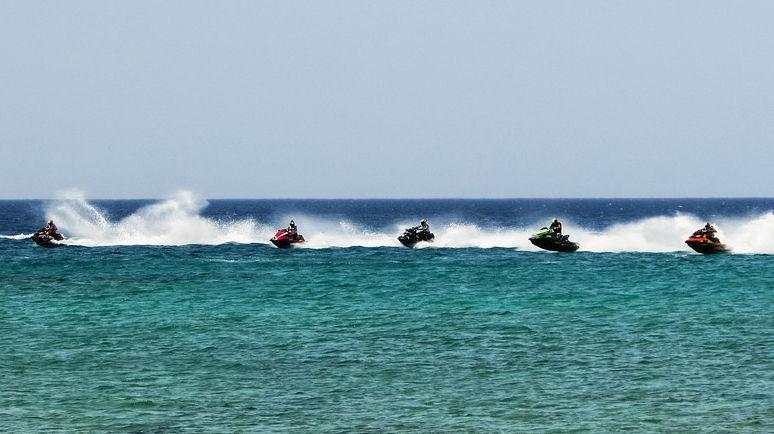 Leie vannscooter sandefjord