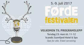 programslepp førdefestival2017