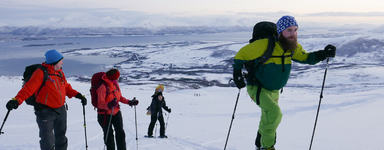 Tromso Outdoor, Ski touring and avalanche safety equipment rental offers