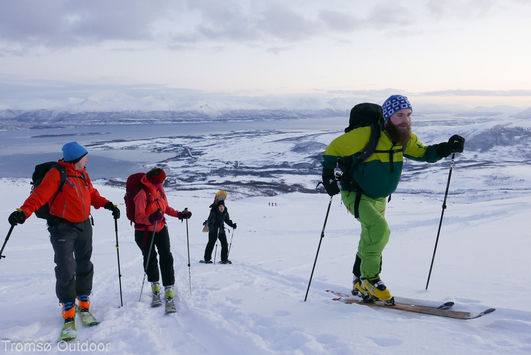 Tromsø Outdoor, Ski touring and avalanche safety equipment rental offers