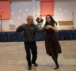 Dorthea Alisøy og Jan A Haugen Pardans B