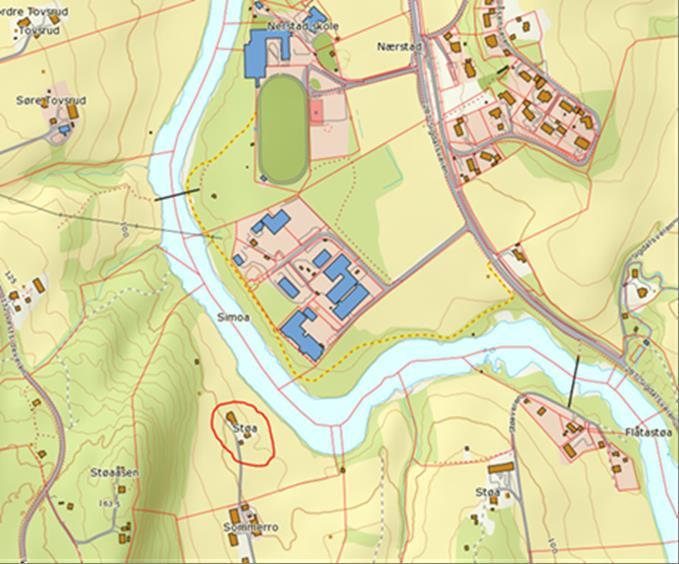 sigdal kommune kart Brenner ned bygg torsdag 6. april   brannøvelse   Sigdal kommune sigdal kommune kart