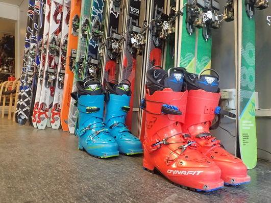 Tromsø Outdoor touring skis 2017 sale