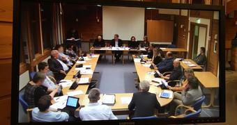 Følg kommunestyremøtet direkte frå kl. 17.00