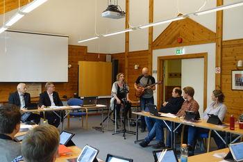 Kommunestyremøtet 15.06.2017