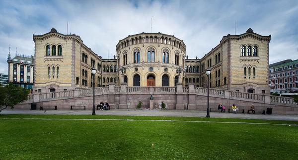 Stortinget, Olso, Norge