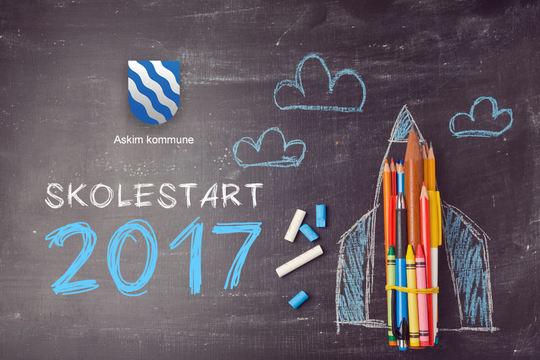 Skolestart 2017