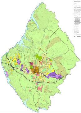 Kommuneplanens arealdel bilde