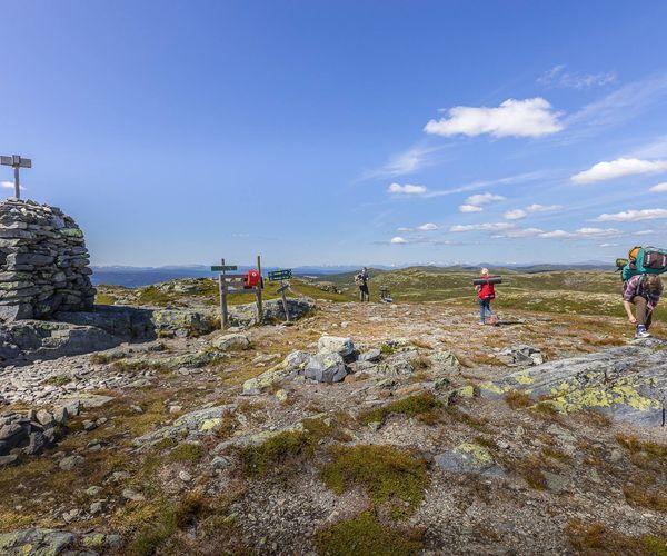 Aurdal - bjørgovarden1-2