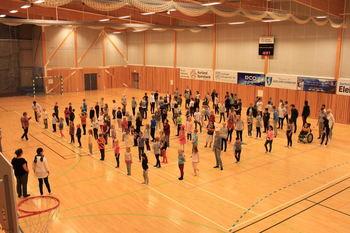BlimE-dansen på ABU 2017