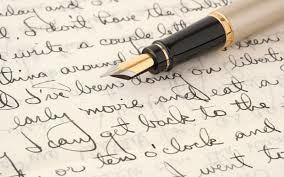 Handwriting 1