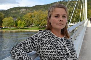 Marie Skinstad-Jansen i Drammen sept17