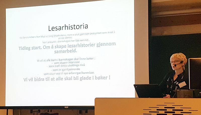 Astrid Olsbø v/Davik barnehage
