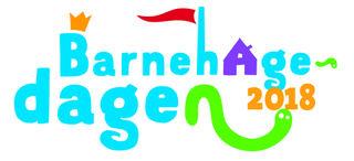 Logo Barnehagedagen 2018