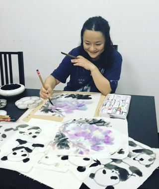 Chinese Wash Paint 3