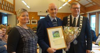 Gratulerer med Aurlandsprisen!