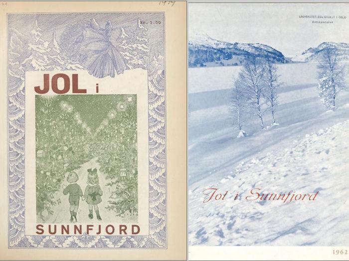 Jul i Sunnfjord årgangar
