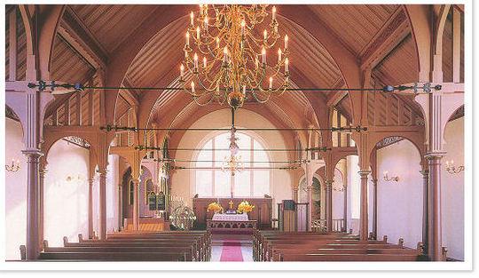 Kirken på Bastøy