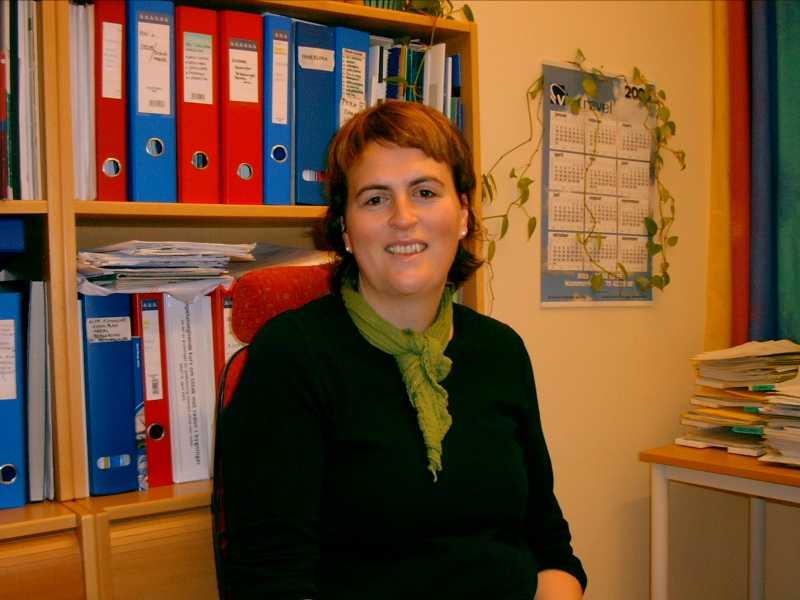 Helsekonsulent Kristin Tørum
