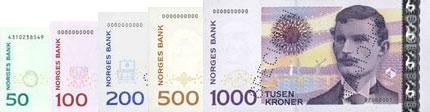 Bilder av penger
