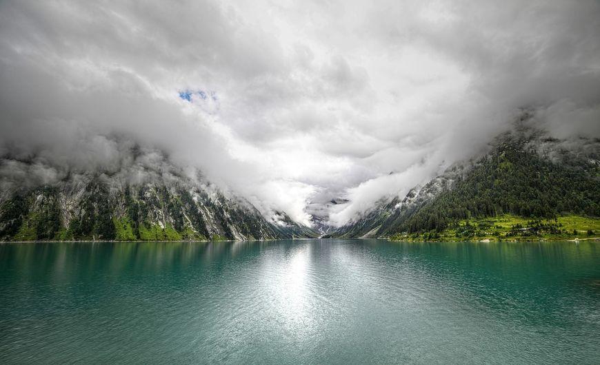 the-schlegeis-reservoir-2190762_1280