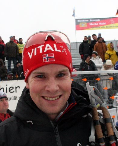 Rune Brattsveen skal gå verdenscup i Pokljuka.