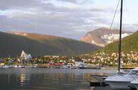 Tromsdalen med Ishavskatedralen