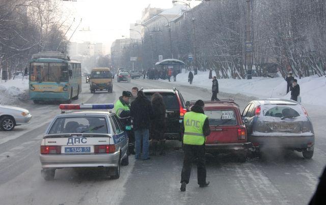 Russisk+trafikk