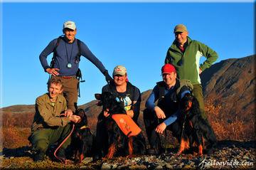 Fuglehundgruppa VK 02