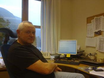 Seniorrådgjevar Steve Elgåen