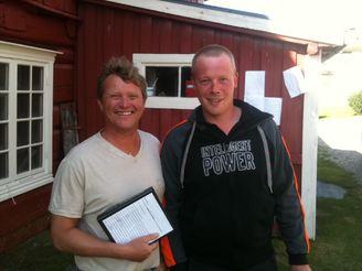 Stian og Sverre som nye dommere