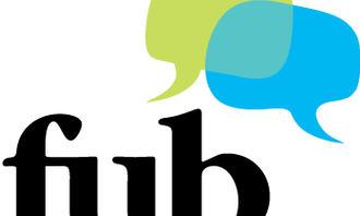 FUBs sekundærlogo 1, kortversjon i jpg-fil
