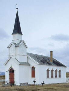 nesseby-kirke