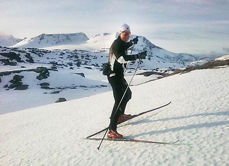 Emil Søbak Gundersen på Sognefjellet høsten 2011_500x363