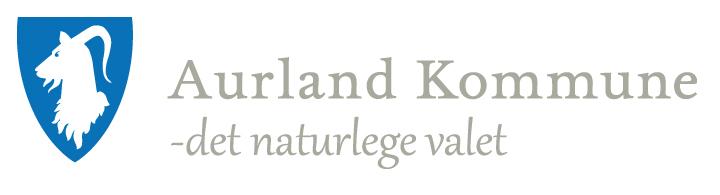 Aurland kommune logo