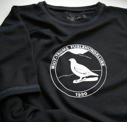 T-skjorte med klubblogo_600x579
