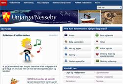 nesseby-webside