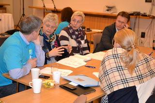 Diskusjon om samarbeid