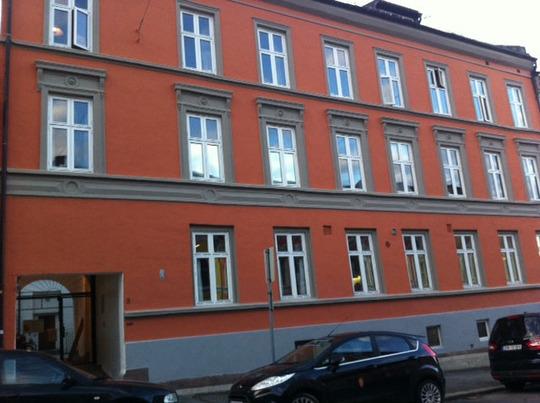 Arupsgate ny fasade