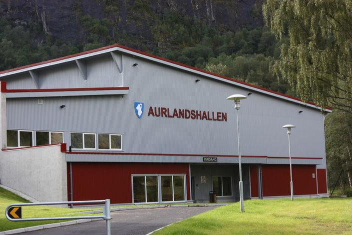 Aurlandshallen 2010 Foto: Arve Tokvam