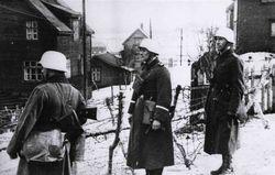 Tyske soldater - Eier: Grenselandsmuseet