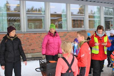 Korsgård skole   vinterOL  058