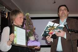 IMG_8374 Lena og ordføreren