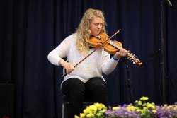 Mathilde Skjeret, Jostedal spel- og dansarlag