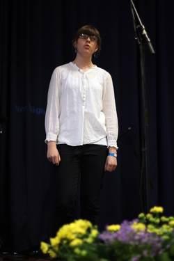 Kine Svori, vokal folkemusikk klasse C - Jostedal spel- og dansarlag