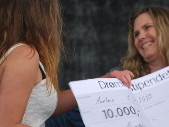 Dramestipendet på 10 000 til Vilde