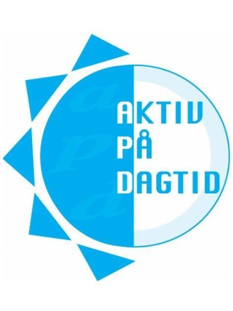 Logo for aktiv på dagtid