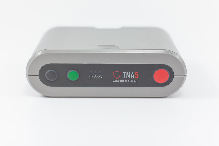 2776 - Trygghetsalarm TMA5 GSM liggende